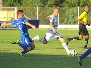Luverdense, sub-19 (Foto: Assessoria/Luverdense Esporte Clube)