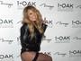 Mariah Carey rouba a cena ao chegar de lingerie em boate de Las Vegas