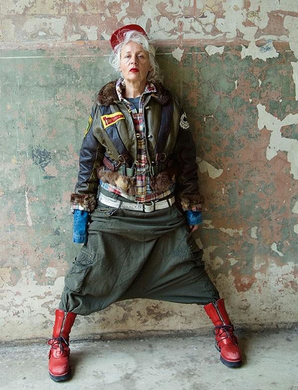 Sarah Jane Adams, inglesa, 62 anos (Foto: Divulgação)