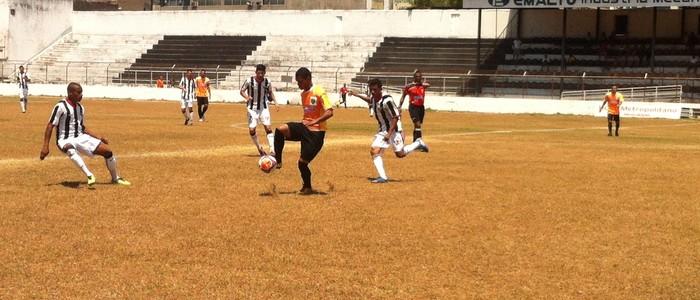 Com a vitória, o Nacional é o lider da chave B com 10 pontos (Foto: Patrícia Belo / Globoesporte.com)