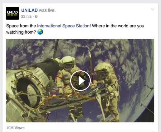 Uma das páginas atingiu 19 milhões de visualizações (Foto: Reprodução)