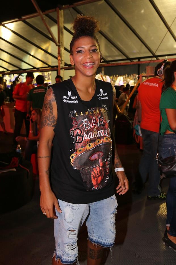 Rafaela Silva (Foto: Deividi Correa/ AgNews)
