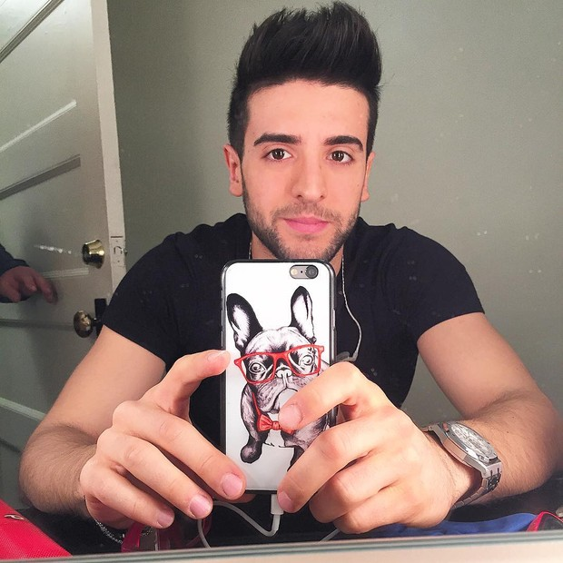 Piero Barone (Foto: Reprodução/Instagram)