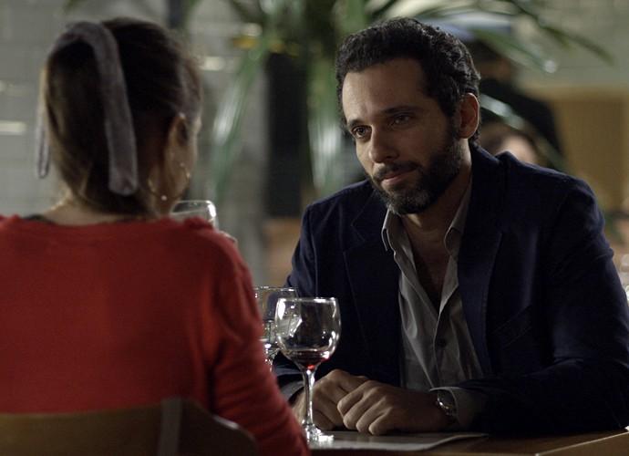 Everaldo se declara (Foto: TV Globo)