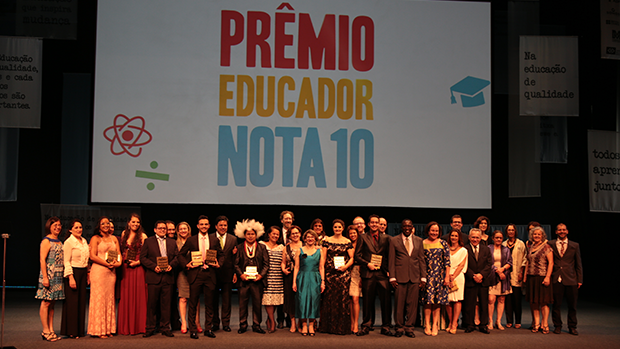 Prêmio Educador Nota 10 celebra a Educação (Willy Hajli)
