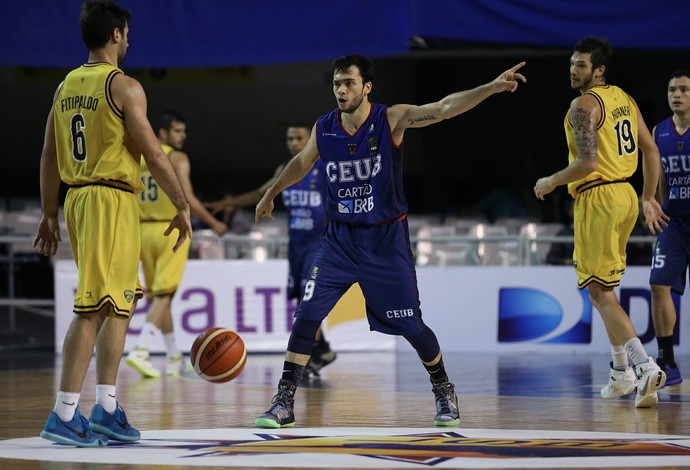 Deryk Ramos, Brasília, Liga Sul-Americana, Semifinais (Foto: José Jiménez Tirado/FIBA Americas)