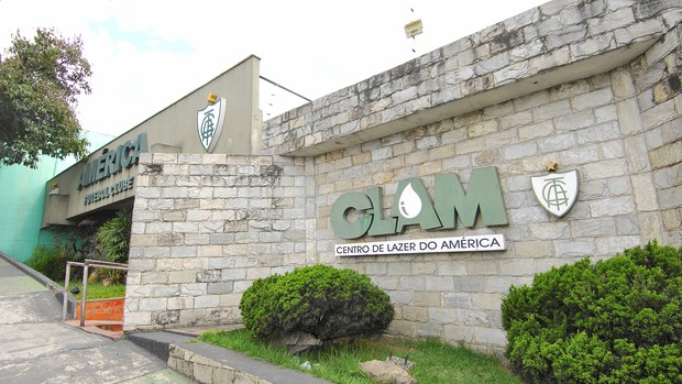 Sede social do América-MG (Foto: Cristiano Quintino / Divulgação)