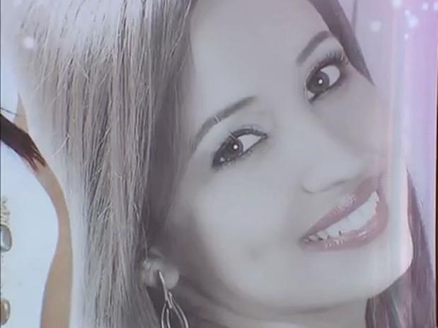 Vivianny Crisley estava desaparecida após festa em boate de João Pessoa, Paraíba (Foto: Reprodução/TV Cabo Branco)