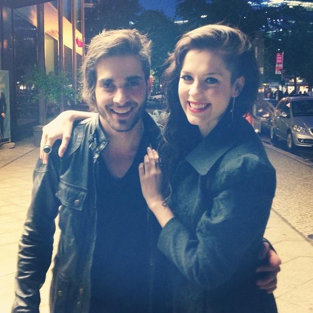 Sophia Abrahão e Fiuk  (Foto: Instagram / Reprodução)