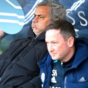 José mourinho, Hull City X Chelsea (Foto: Agência Reutes)