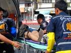 Explosões em várias cidades deixam mortos e feridos na Tailândia