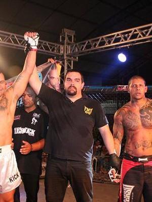 Fernando Moura MMA (Foto: Reprodução/Facebook/Meiaguarda Fortaleza)