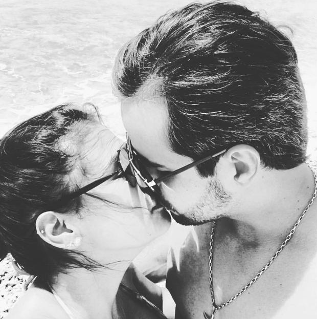 Simone com o marido (Foto: Reprodução/Instagram)