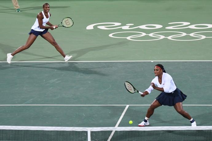 Serena e Venus Williams (Foto: AFP)