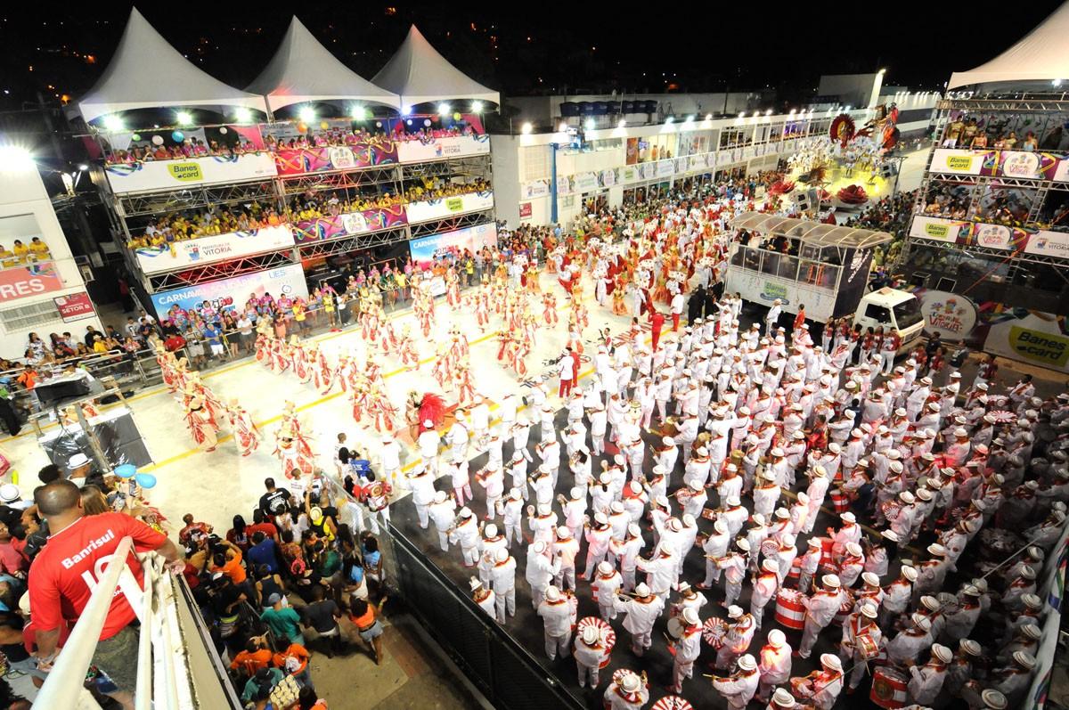 Carnaval de Vitória (Foto: Beto Morais)
