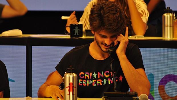 Breno Leone está no elenco de Malahção: Seu Lugar no Mundo (Foto: Thiago Ferra/Globo)