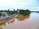 Três rios banham cidades mais populosas  (Reprodução/TVCA)