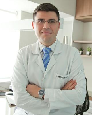 Márcio Schiefer, médico Jefferson (Foto: Arquivo pessoal)