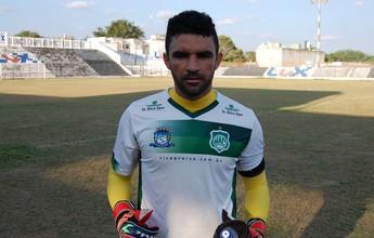 Titular do Naça, Érico revela desejo de voltar ao futebol de Campina Grande
