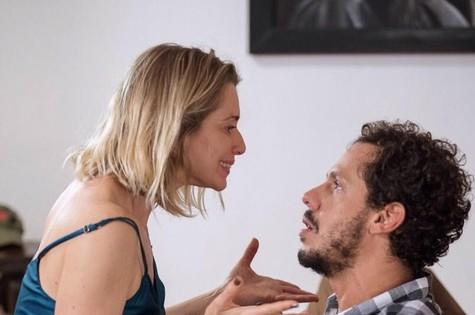Letícia Spiller e Guga Coelho (Foto: Arquivo pessoal)