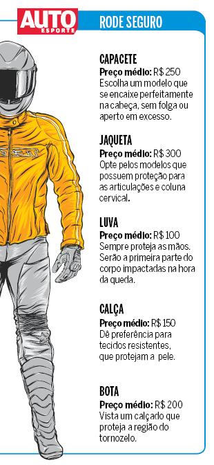 Especial_Segurança_Motos (Foto: Autoesporte)