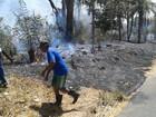 PRF e Corpo de Bombeiros fazem alertas sobre queimadas no Piauí