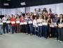 RBS SC premia jornalistas e homenageia colaboradores