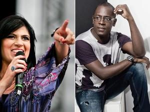Fernanda Brum e Kleber Lucas (Foto: Divulgação)