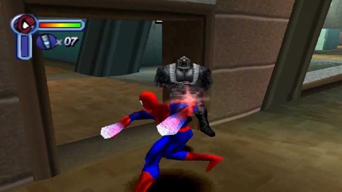 Apesar dos gráficos ultrapassados, Spider-Man ainda é um dos melhores games do Aranha (Foto: Reprodução/Youtube)