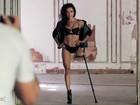 Marinalva posa sexy no Paparazzo: 'Nunca quis ser vista como coitadinha'