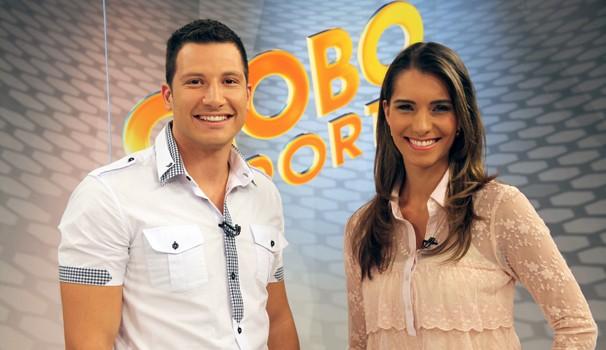 Rede Globo Rpctv Globo Esporte Comemora 35 Anos Com