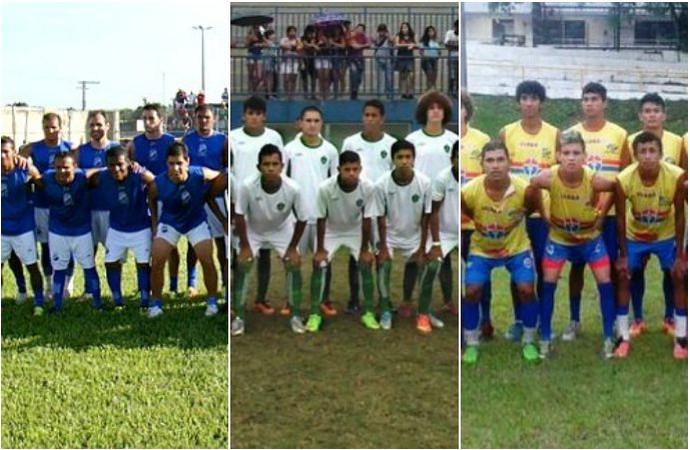 Manaus, Penarol e Fast são os únicos confirmados na Copa Amazonas (Foto: GloboEsporte.com)