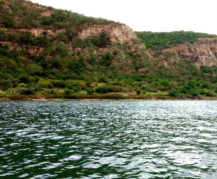 As belezas do rio São Francisco em Alagoas  (Foto: Aldo Correia )