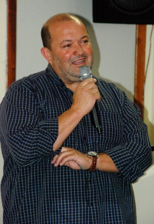 Marcio Cartão (Foto: Divulgação/Prefeitura de Teresópolis)