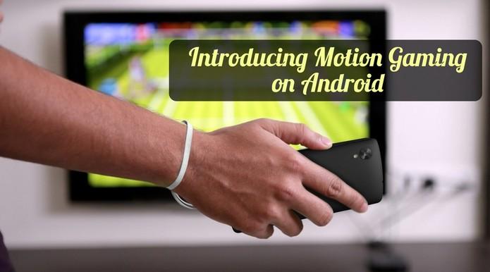 Com Chromecast, transforme sua TV em tela para o jogo e seu smartphone em controlador de movimento (Foto: Reprodução/TechCrunch)