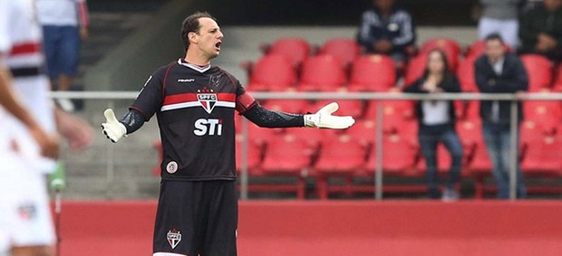 Rogerio Ceni derrota São Paulo contra Grêmio (Foto: Rubens Chiri / saopaulofc.net)