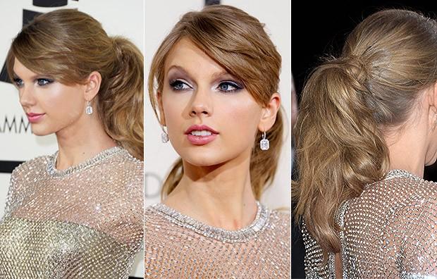 [Grammy] Taylor Swift (Foto: Reuters e AFP / Agências)