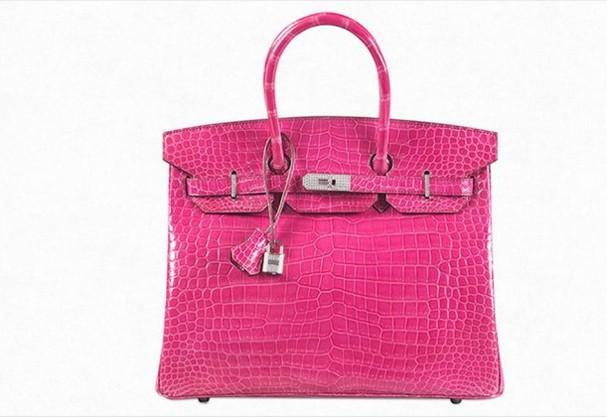 A segunda bolsa mais cara da Hermès custou US$ 222 mil  (Foto: Divulgação)