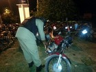 Alcoolizado, piloto de moto roubada é preso após acidente, no Pará
