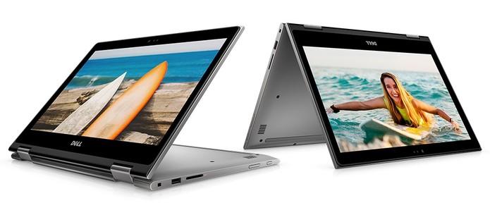 Notebook da Dell oferece desempenho mais avançado com processador e memória RAM (Foto: Divulgação/Dell)