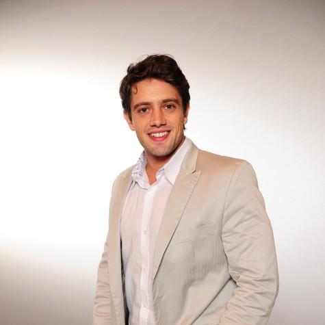 Rafael Cardoso estará em 'Joia rara' (Foto: TV Globo/Estevam Avellar)