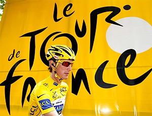 Andy Schleck, ciclista Tour da França (Foto: EFE)