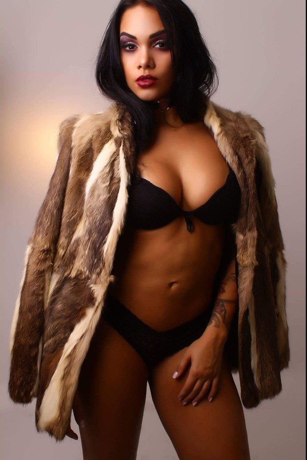 Mayara Motti (Foto: Agência Casting Model Brasil/Divulgação)