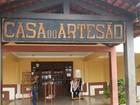 Artesãos do AP e turistas reclamam do fechamento da Casa do Artesão