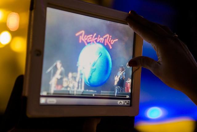 Digital Stage: palco contará com celebridades digitais (Foto: Flickr / Rock in Rio)