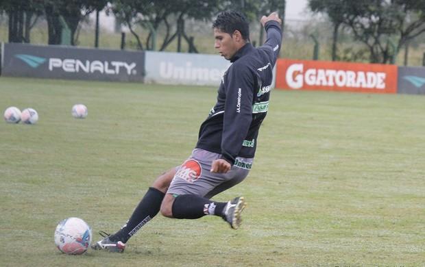 Willian Magrão volta treinos Figueirense (Foto: Luiz Henrique/Figueirense FC)