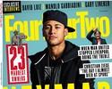 """""""FourFourTwo"""" destaca Neymar na capa e cita passagem de bastão de Messi"""
