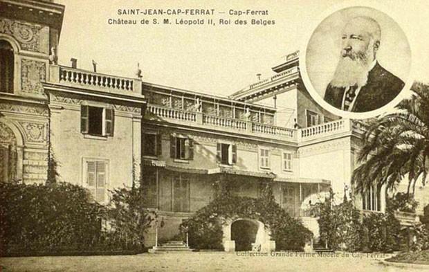A casa mais cara do mundo, Les Cedres, fica na Cote D'Azur (Foto: Reprodução)