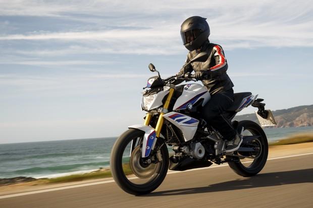 bmw investe nas motos de baixa cilindrada com a nova bmw g