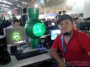 Ventilação foi o maior ganho de Rafael  (Foto: TechTudo/Paulo Vasconcellos)